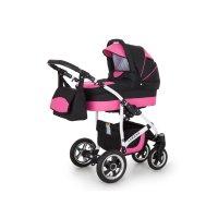 Kinderwagen Set 2 in 1 ohne Babyschale / Autositz