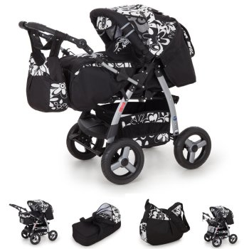 Poussette Lux4Kids iCaddy
