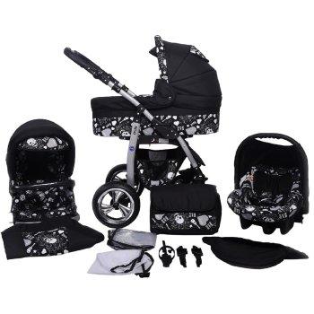 Lux4Kids Kinderwagen Dino Rock Baby