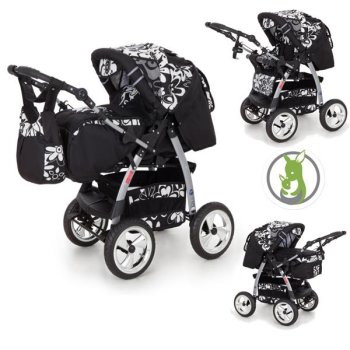 Lux4Kids pram King