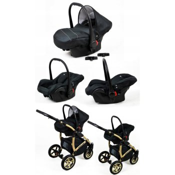 Lux4Kids Kinderwagen Golden Glow