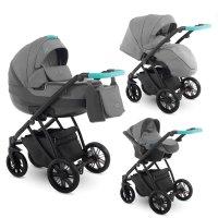 Lux4Kids Kinderwagen Zoe