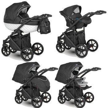 Lux4Kids Kinderwagen Gio