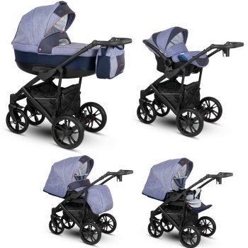 Lux4Kids Kinderwagen OVE