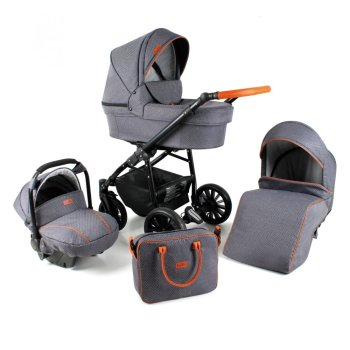 Lux4Kids Kinderwagen For