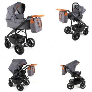Lux4Kids Kinderwagen For