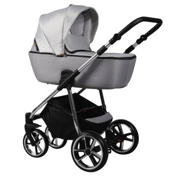 Travel System 3in1 Isofix Buggy Pram Carrycot Noche Ltd...