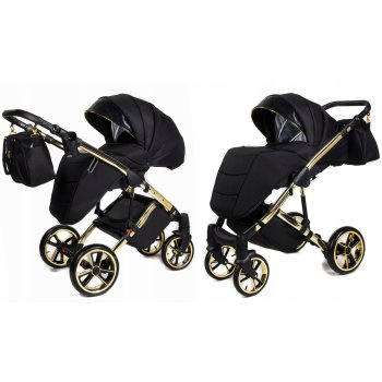 stroller travel system pram 3 in1 combo set with car seat...