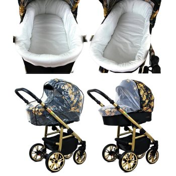 Kinderwagen Colorlux White by Chillykids