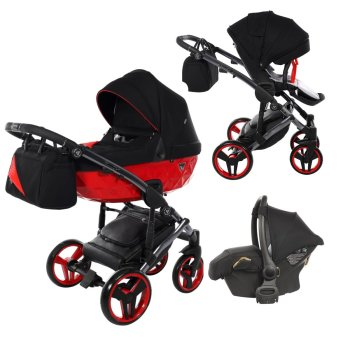 Junama Kinderwagen Diamond S by Ferriley & Fitz