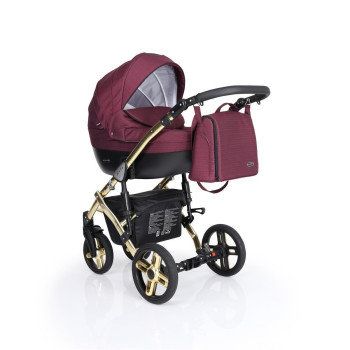 Kinderwagen  Mila Premium Gold by ChillyKids