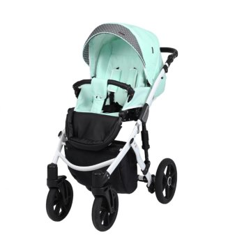 Kinderwagen Lavado White by Lux4kids