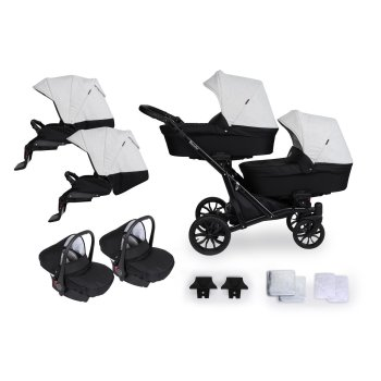 Booster Light stroller twin stroller sibling stroller by...