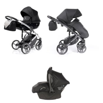 Junama Kinderwagen Onyx by Ferriley & Fitz