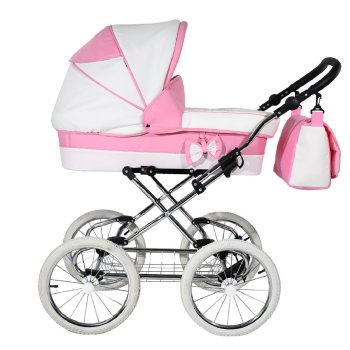 Kinderwagen Retro La Sweet by Ferriley & Fitz