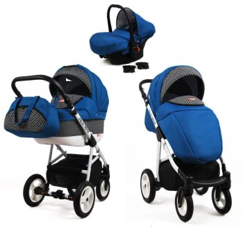 Alu Way pram by Lux4kids