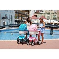Lux4Kids Kinderwagen Vitoria