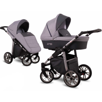 Poussette 3in1 2in1 Isofix Set Buggy Car Seat 5 Colours...