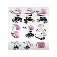 Lux4Kids Kinderwagen Biancino
