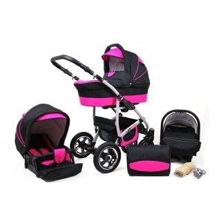 Schwarz & Pink