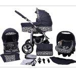 graphite & léopard des neiges